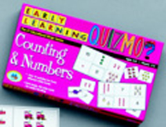 COUNTING & NUMBERS QUIZMO