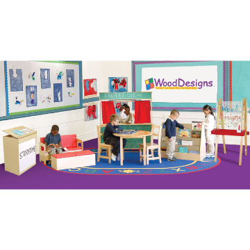 Wood Designs™ Classroom Literacy Package