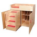 Wood Designs™ Infant Care Centers