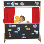 Wood Designs™ Puppet Show Theater