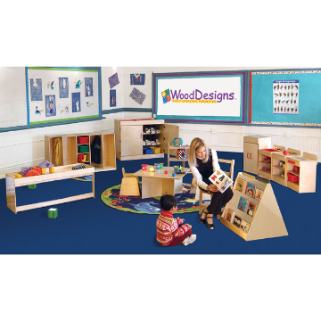 Wood Designs Infant/Toddler Classroom Package
