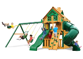Mountaineer Clubhouse Treehouse & Fort Add-On