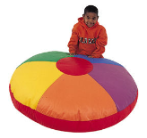 "52"" CUDDLE-UPS   (GIANT COLORWHEEL  - FLOOR PILLOWS)"