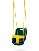 Gorilla Playset Accessory - Green - Infant Swing