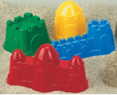 LARGE CASTLE MOLDS
