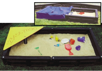 Funtimbers Sandbox (4' X 8')