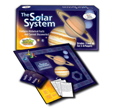 The Solar System Game