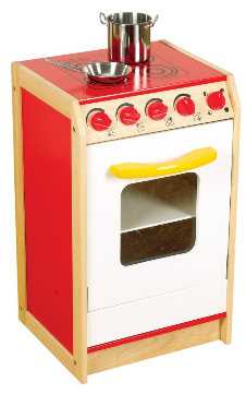 Color-Bright Stove