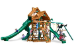 Gorilla Playset Great Skye II with Wood Roof