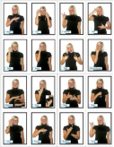 Sign Language Picture Cards