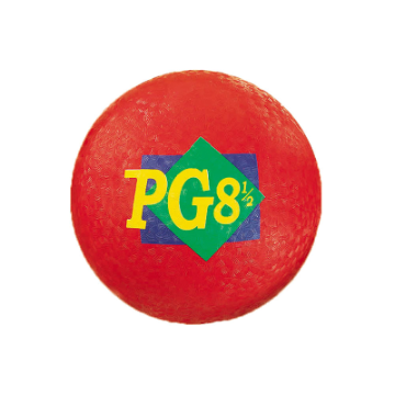 Playgroung Balls - Red ( 8-1/2 Inch )