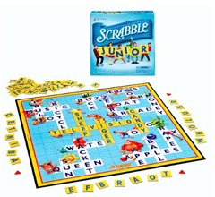 Scrabble Brand Crossword Junior