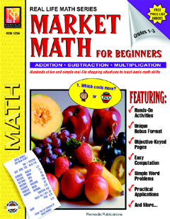 MARKET MATH FOR BEGINNERS, 6 EXTRA PRICE LISTS