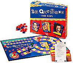 20 Questions For Kids - Game