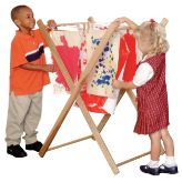 Wood Designs™ Paint Drying Rack