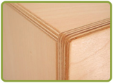 Wood Designs - Advantages