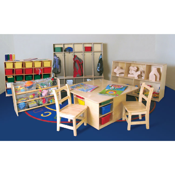 Wood Designs Classroom Storage Package